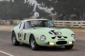 Ferrari 250 GTO Built for Stirling Moss 1962 года